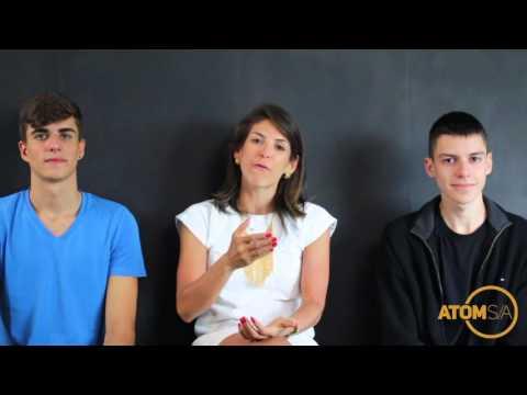 Entrevista com os aprovados no simulador ATOM!