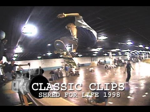 Shred For Life Skateboard Demo Classic Clips Event #6 NJ