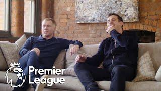Paul Scholes: Gary Neville's Soccerbox | Premier League | NBC Sports