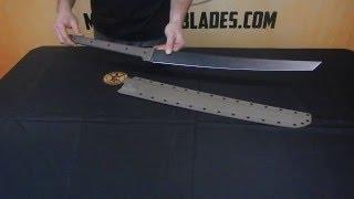 Miller Bros. Blades M-13 Sword Quick look / Overview