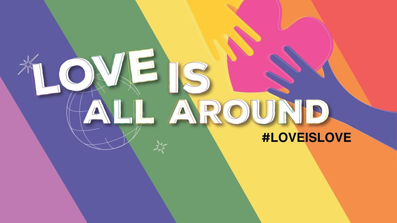 Love is All Around - Music Longplay