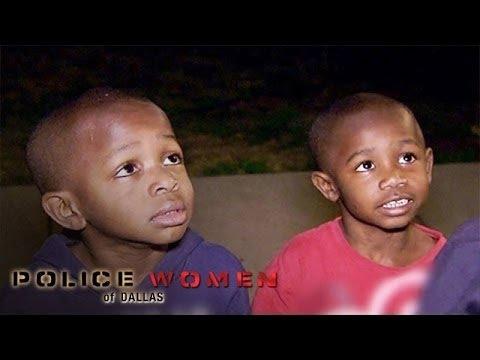 Burglar Targets Home with Two Small Children | Police Women of Dallas | Oprah Winfrey Network
