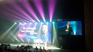 Выступление  Ли Цзинь Юань  3 часть из 3-х 2 июня 2018 Киев