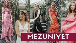 MEZUNİYETTE NE GİYSEK? | Zeynep Tosun ile Uygun Fiyatlı Elbiseler, Lookbook & 5 KİŞİYE HEDİYE!