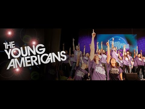 Young Americans: TURN UP THE MUSIC Workshop