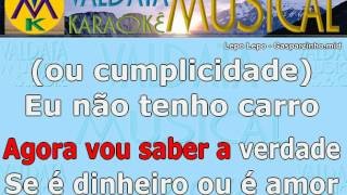 Lepo Lepo Gasparzinho Karaoke