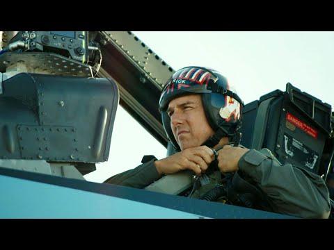 Jo Jo - Tom Cruise Gives a Sneak Peek Of Maverick!