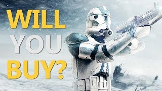 Will I - And Should You - Buy Star Wars Battlefront?