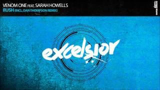 Venom One feat Sarah Howells - Rush (Dan Thompson Remix)