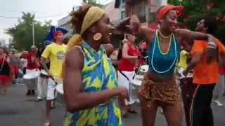 Pedestrian Sunday in Kensington Market (Toronto) Dance 1