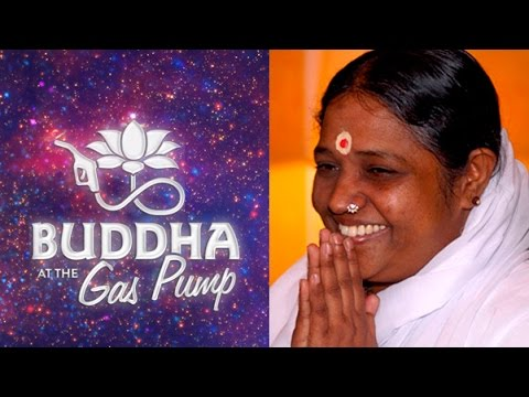 Ted Zeff (Dayalu) On Amma - Buddha At The Gas Pump Interview