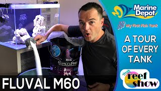 The Fluval M60 Saga: All My Tanks Part 2 with Matthew