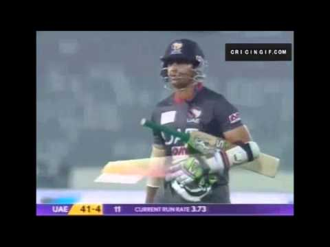 Highlights | PAK v UAE | Asia Cup T20 | 1st Innings thumbnail