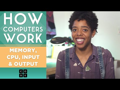 How Computers Work: CPU, Memory, Input & Output