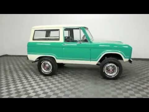 1972 Ford Bronco for sale!