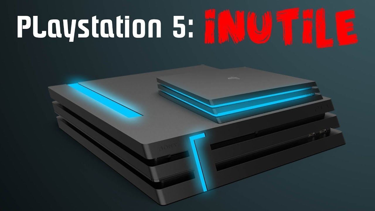 Playstation 5 Non Serve A Niente Youtube