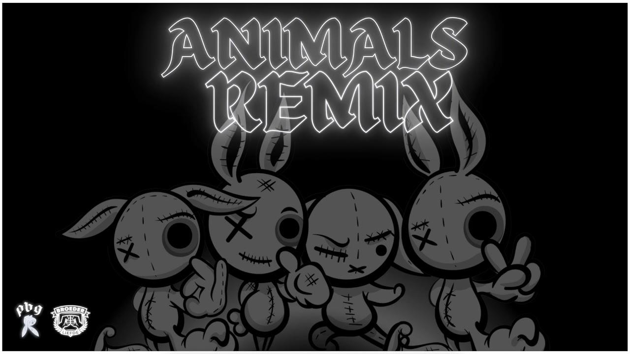 PBG - Animals Remix (prod. EuroSoundzZ)