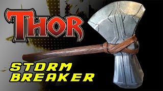 How to Diy Thor Stormbreaker Avengers Infinity Wars
