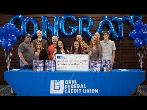 ORNL Federal Credit Union Pays Off Member's Auto Loans!