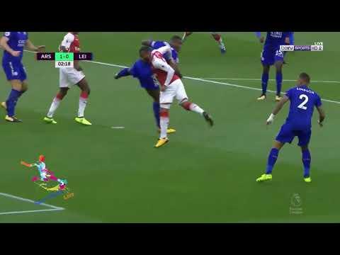 Arsenal vs leicester (4 - 3)  11-08-2017