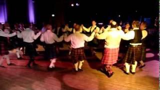 Edinburgh Gay Gordons Display