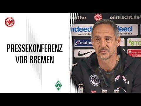 Pressekonferenz vor Bremen - SGE
