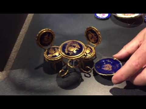Limoges Porcelain Miniatures