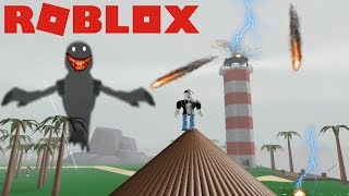 THIS GAME IS INTENSE!! | Roblox 🌴The Island🌴