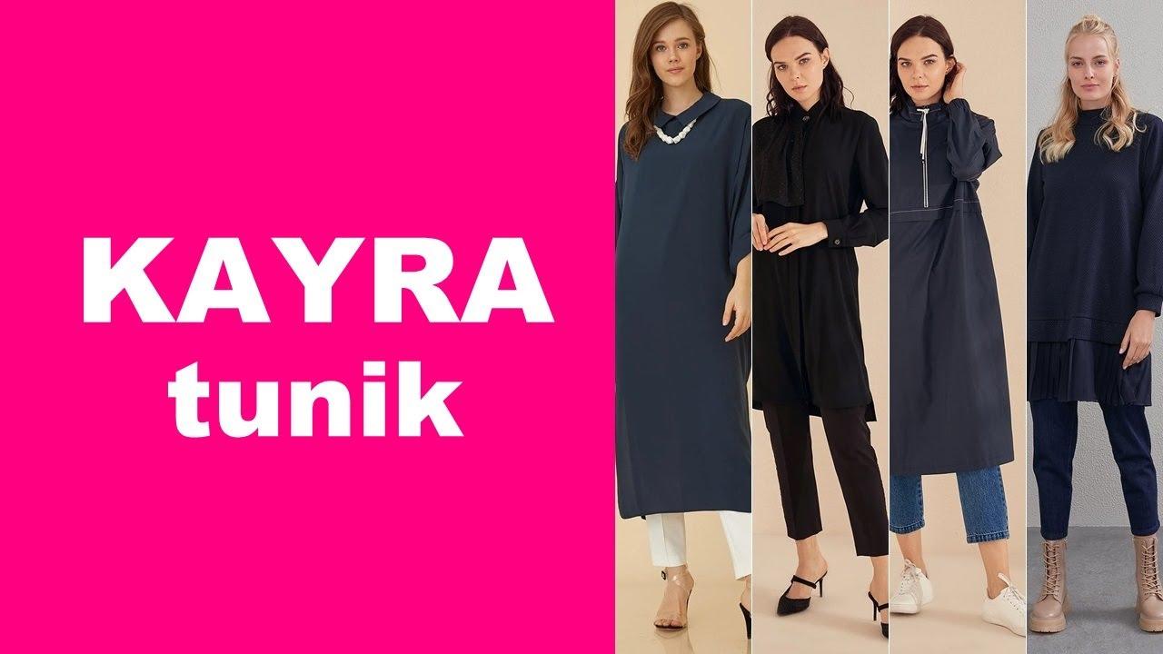 Kayra Tunik Modelleri
