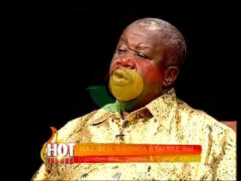 Hot Issues - with Maj. Gen.Kahinda Otafiire Rtd. (Unganda Min., Justice Affairs) - 24/5/2014