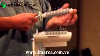 IMARCA Ablandador y cortador de carnes en tiras / Weston meat Slicer / meat stripper / meat cutter