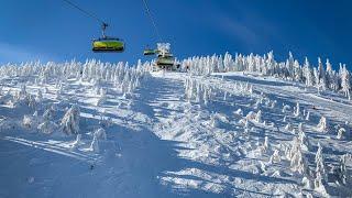 Czarna Góra 2019 - Ski Resort, Sienna - Poland