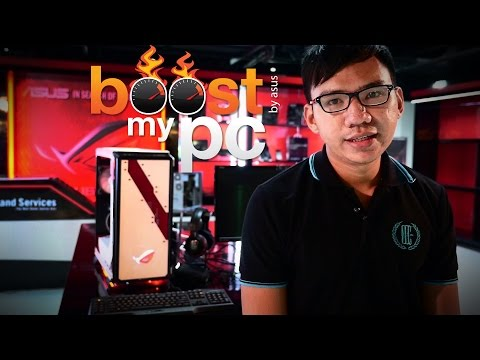 Asus Boost My PC (Thailand)#1