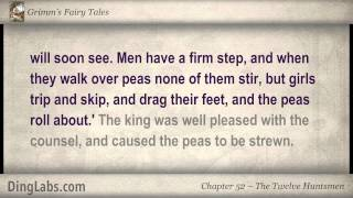 The Twelve Huntsmen - Grimm's Fairy Tales by the Brothers Grimm - 52