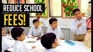 Govt Orders Private Schools & Colleges to Reduce Fees by 20% | Interpreted In Sign Language