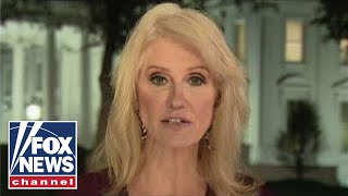 Kellyanne Conway lambasts Schiff: He sees a camera and runs for it