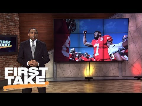 Stephen A. Smith Weighs In On The State Of The Black Athlete | Final Take | First Take | ESPN