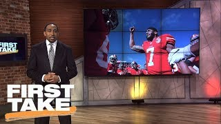Stephen A. Smith Weighs In On The State Of The Black Athlete | Final Take | First Take | ESPN thumbnail