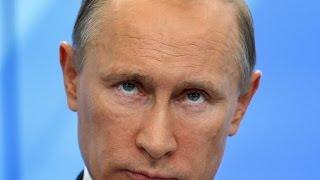 """Реакция В.Путина на фильм """"Отряд самоубийц"""""""