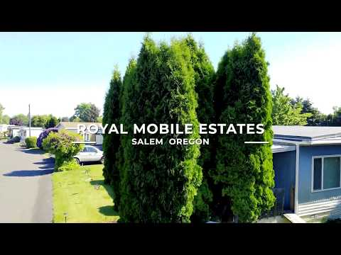 Royal Mobile Estates   Salem, Oregon
