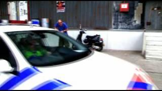 Tygo Gernandt arresteert Rocketeer - Jet Pack