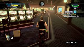 Man Beats Woman With Dildo In Dead Rising 2