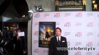 "Sebastian Roche @ AFI Fest 2011 Screening Of  ""TinTin"" - Red Carpet"