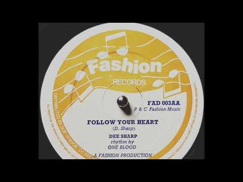 Dee Sharp - Follow Your Heart & Dub (1981 UK Roots)