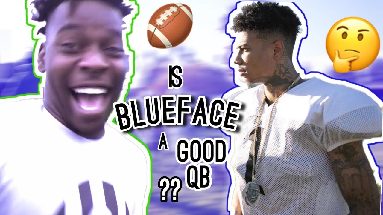 Download PLAYING FOOTBALL WITH BLUEFACE *HE'S VERY TRASH*