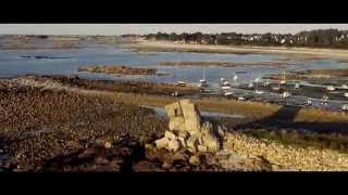 Trévou-Tréguignec    plage de TRESTEL- vidéo drone