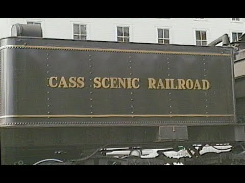 A Visit to the Cass Scenic Railroad 10-9-1988