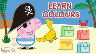 Peppa Pig App   World of Peppa Pig - Learn Colours   Game for Kids thumbnail