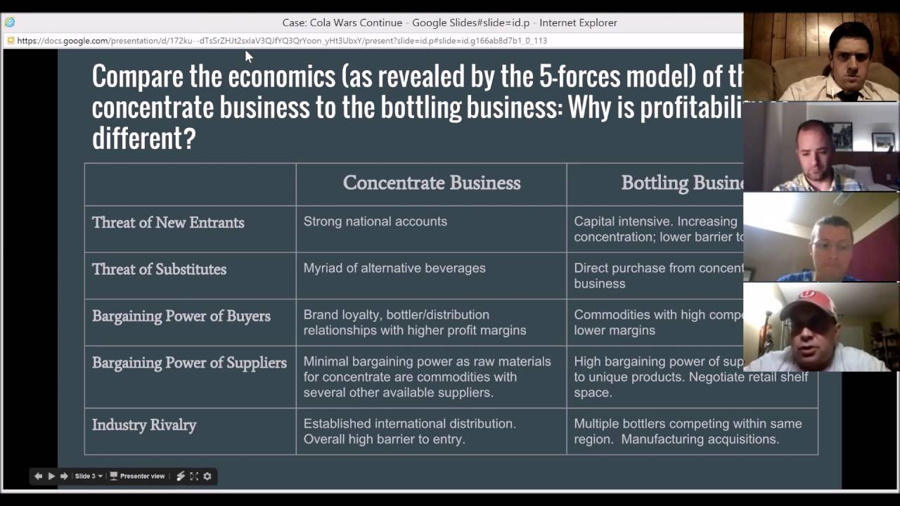 compare the economics of the concentrate business to the bottling business Compare the economics of the concentrate business to that of the bottling business compare the economics of the concentrate business to that of the bottling business may 24, 2018.