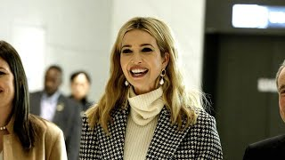 Ivanka Trump Flies Commercial to South Korea to Attend Olympics